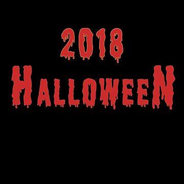 Halloween 2018 gift by XrissyTheFirst