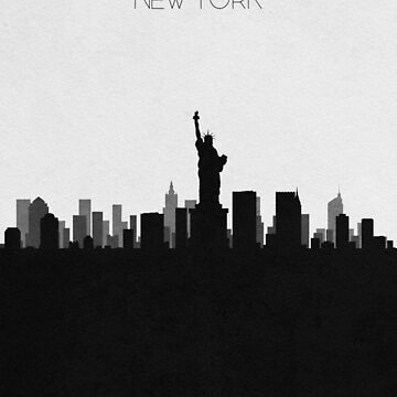 Travel Posters   Destination: New York City by geekmywall