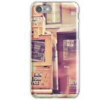 New York Newspapers iPhone Case/Skin