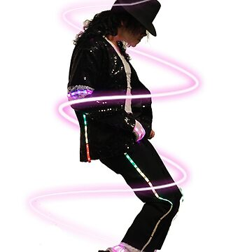 MJ - Beat It - Vintage Reproduction by retropopdisco