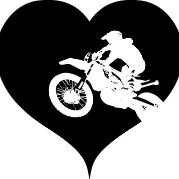 Motocross with love by RetroFuchs