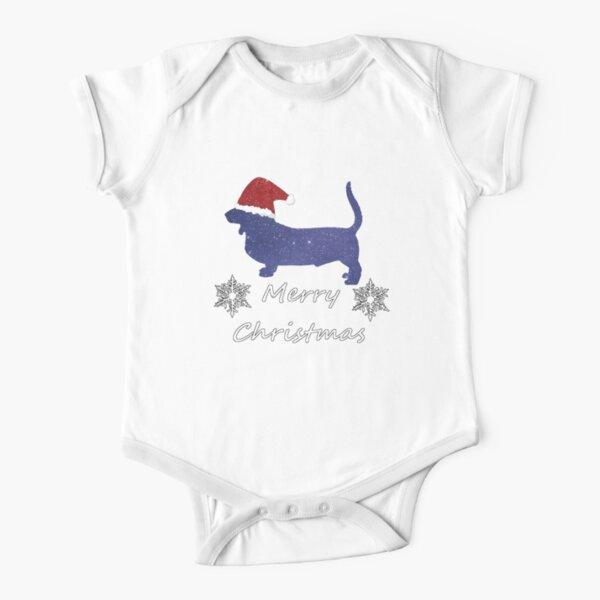Newborn Baby Short Sleeve Bodysuit Greyhound Dog Mom 2 Baby Clothes