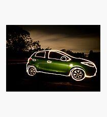 Mazda Photographic Print