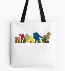 Beauty and the Beast Crew Tote Bag