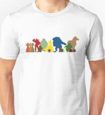 Beauty and the Beast Crew T-Shirt