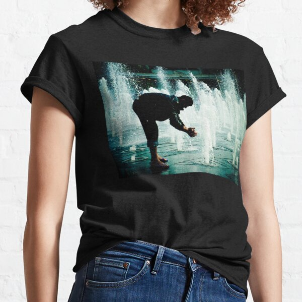 Piccadilly Gardens Manchester Classic T-Shirt