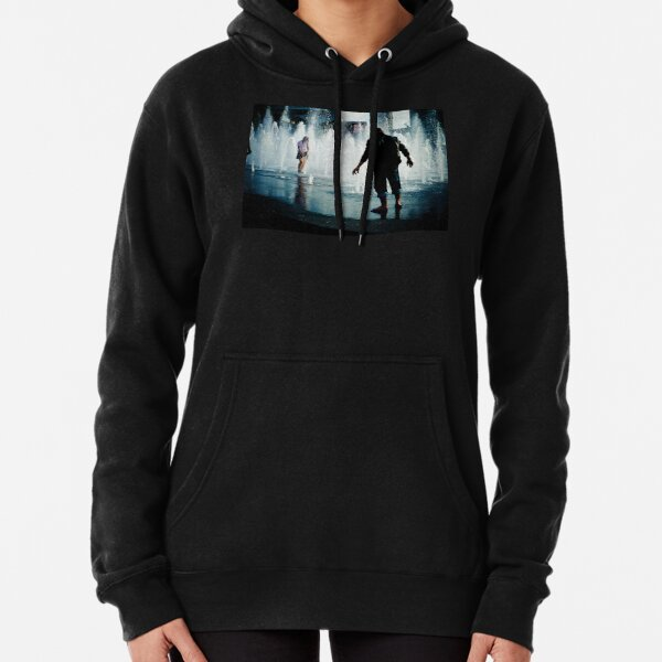 Piccadilly Gardens Manchester Pullover Hoodie