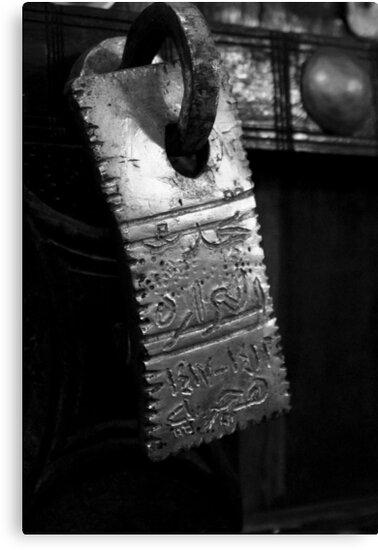 Three Knocks by MuhammadAtif