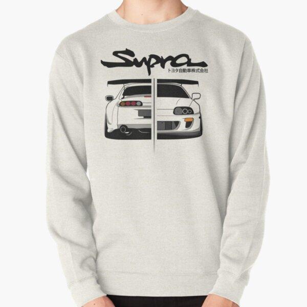 Toyota Supra MK IV - CarCorner Sweatshirt épais