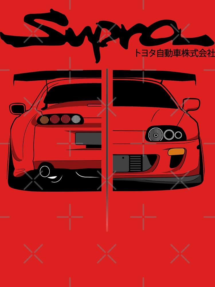 Toyota Supra MK IV - CarCorner by Car-Corner