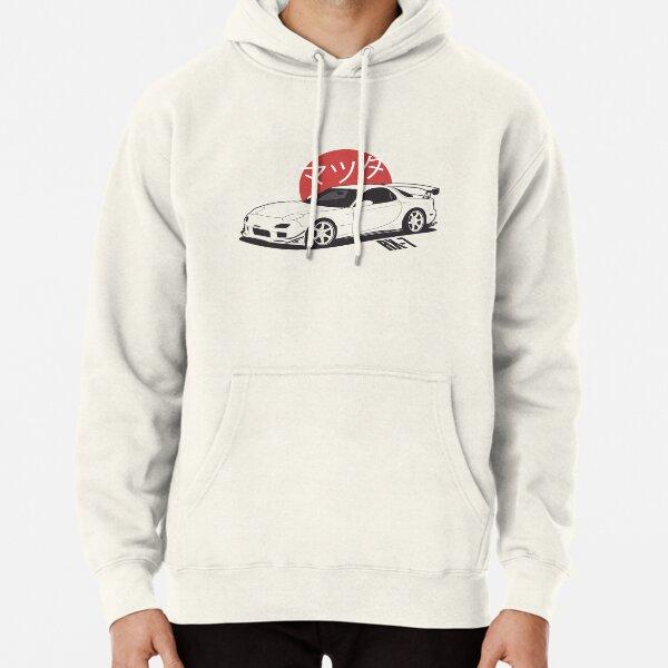 Mazda RX7 - CarCorner Hoodie