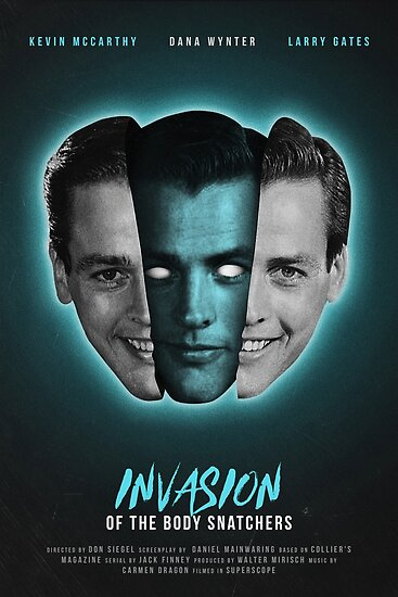 Invasion of the Body Snatchers by RYVE Creative