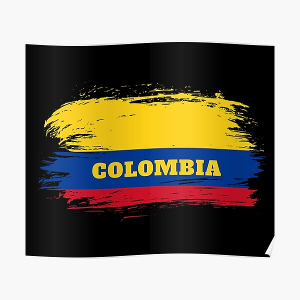 IBAGUE COLOMBIA Street Sign Colombian flag city country road wall gift