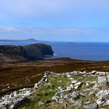Horn Head, Donegal, Ireland by stetoye
