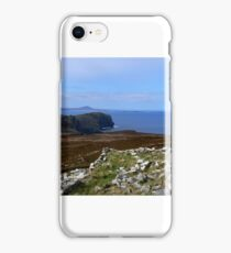 Horn Head, Donegal, Ireland iPhone Case/Skin