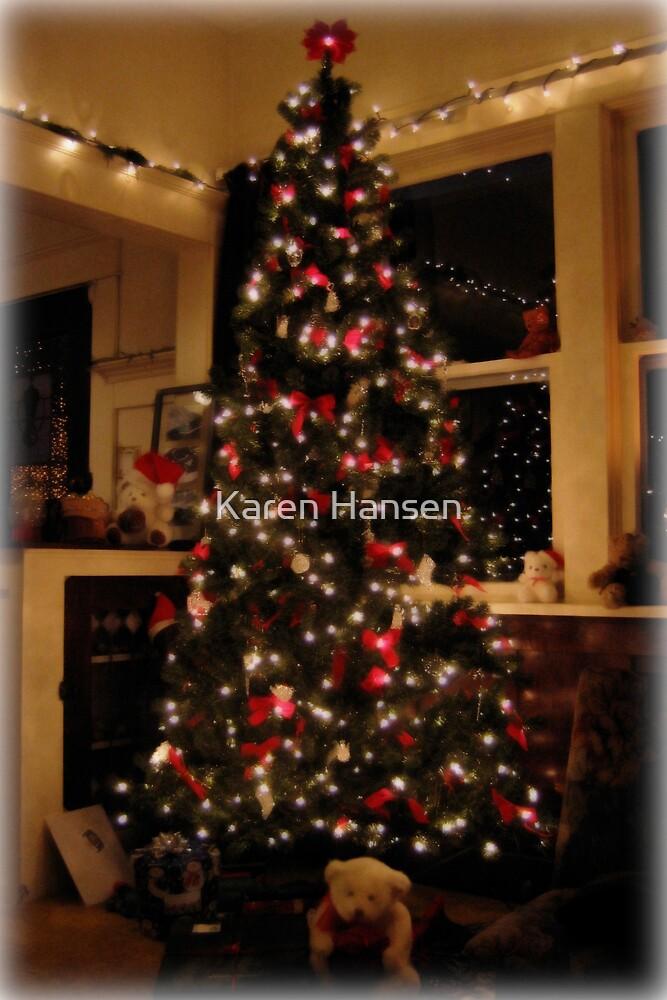 Christmas Tree by Karen Hansen