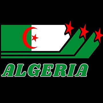 Algeria / Flag Gift Algeria Africa by Rocky2018