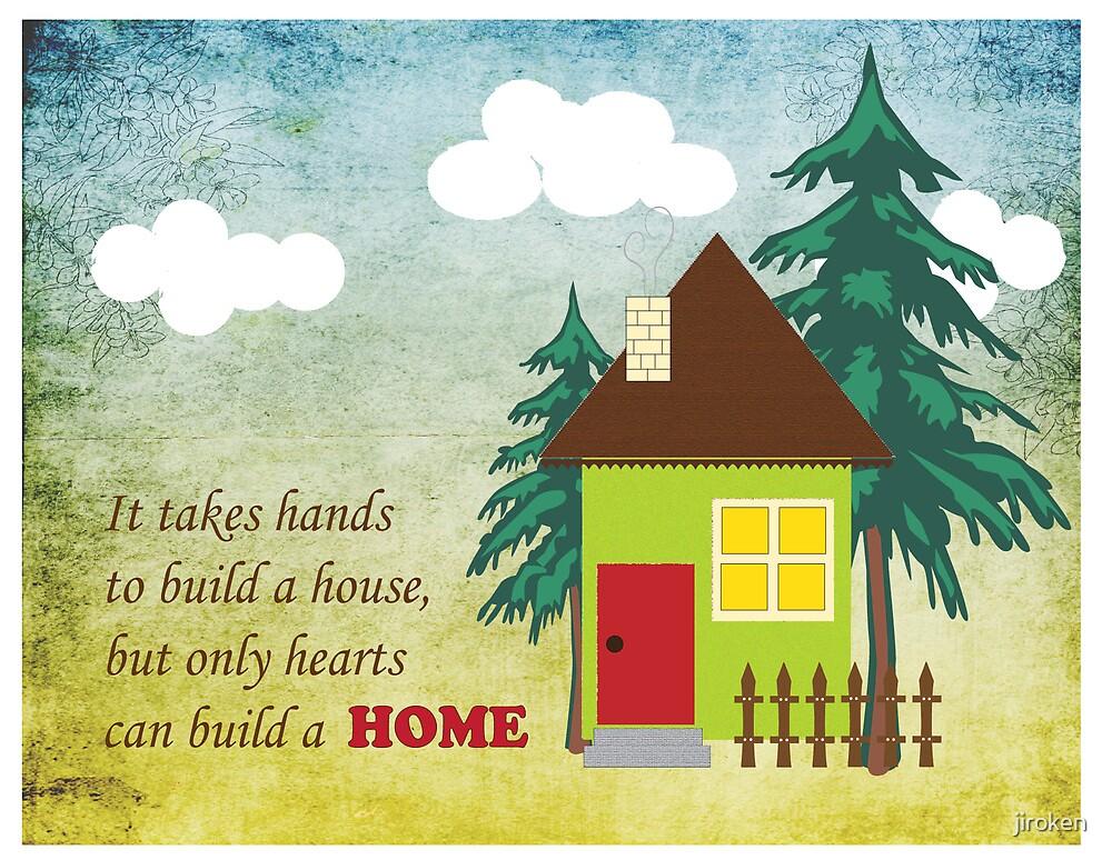 Hearts & Home  by jiroken