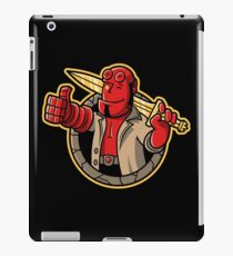 The Right Hand of Approval iPad Case/Skin