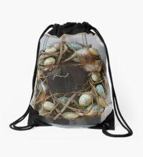 Rural Festivities Drawstring Bag