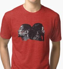 Double Bak Tri-blend T-Shirt