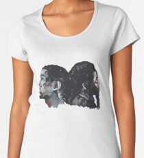 Double Bak Women's Premium T-Shirt