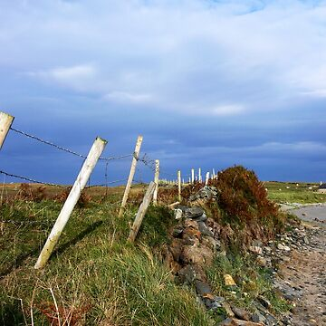 Island Fence by stetoye