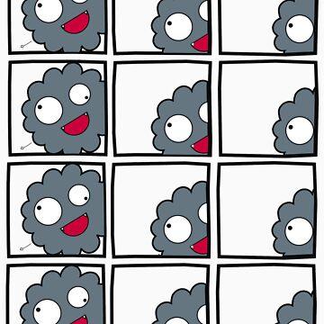 Stupid Me in Grey by hellomaruko