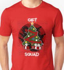 Christmas Pine Tree Gift Squad Shirt Unisex T-Shirt