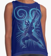 the air bender Contrast Tank