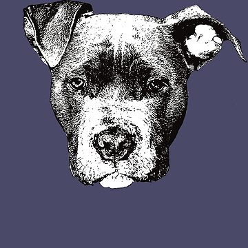 American Pit Bull - Pit Bull Christmas Gifts by DoggyStyles