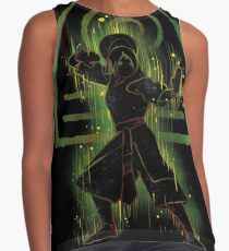 the earth bender Contrast Tank