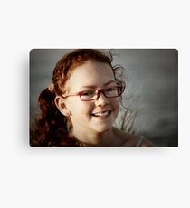 Gotta love that smile Canvas Print