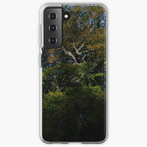 Autumn Stickers Samsung Galaxy Soft Case