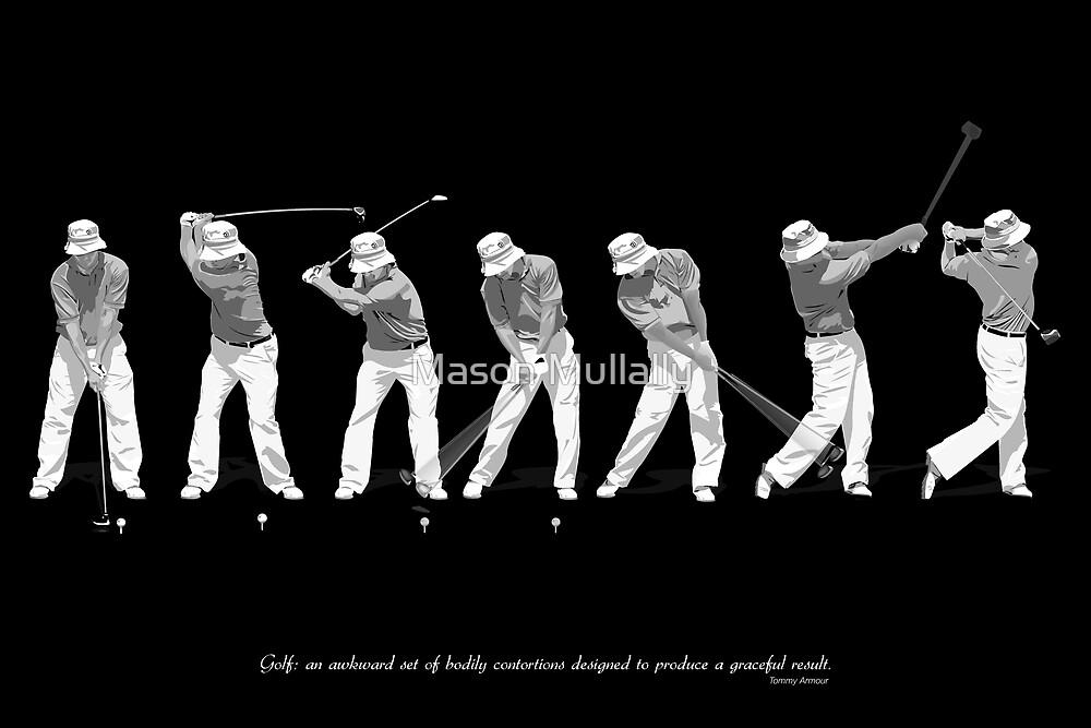 Golf Swing by Mason Mullally