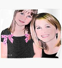 Bailey & Nana Poster