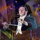 Maestro Of Light - By John Robert Beck by studiobprints