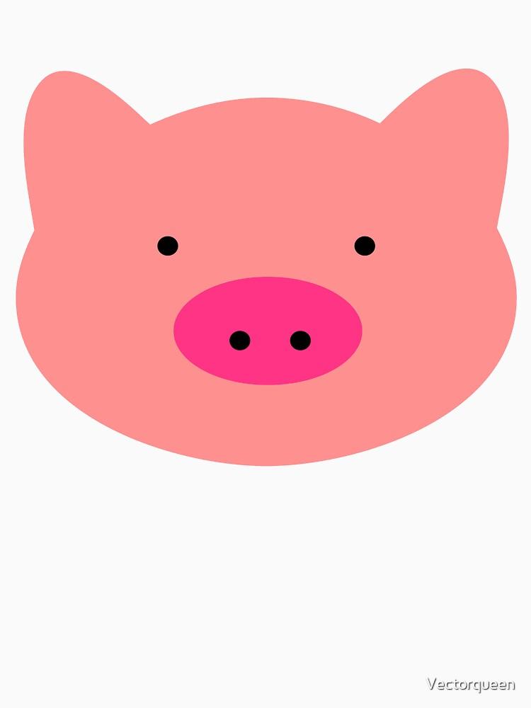 pig by Vectorqueen