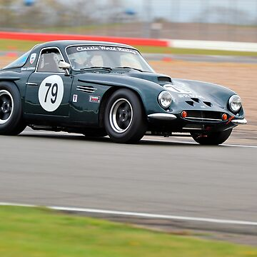 TVR 400 Griffiths by WillieJackson
