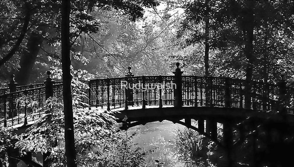 Water Under The Bridge. by Rudywalsh