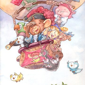 Balloon Animals by CBeeProject