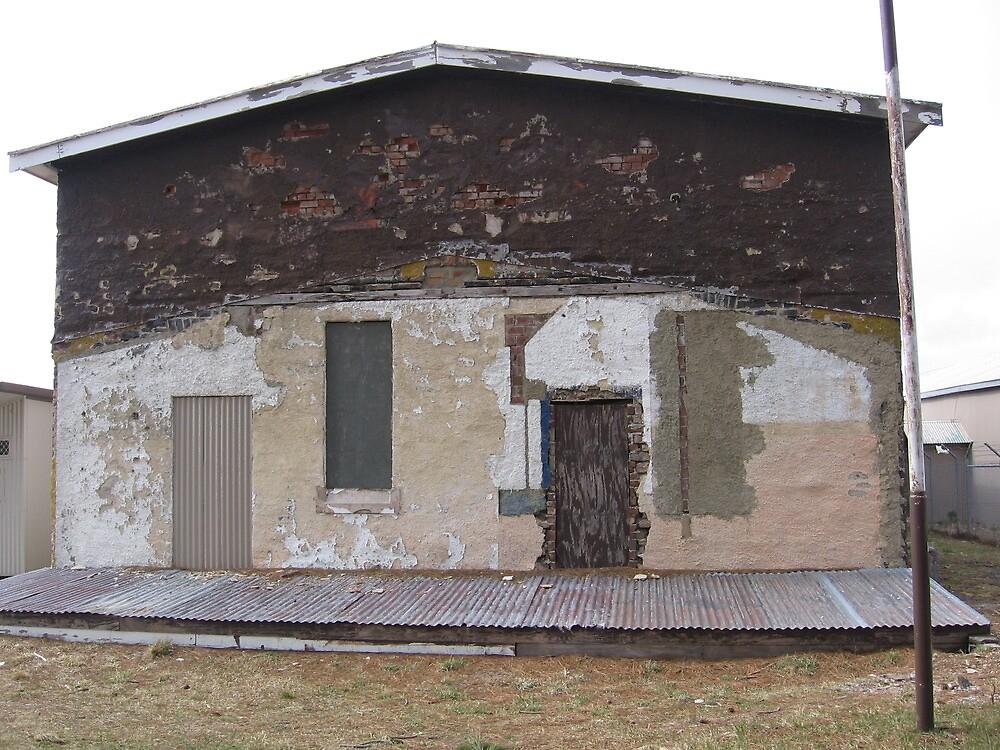 Old Building at Kiandra, N.S.W. Australia by Lozzie5243