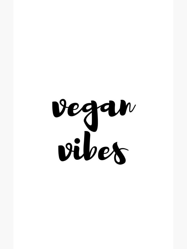 Vegan Vibes Funny Gift Idea de FunnyGiftIdeas