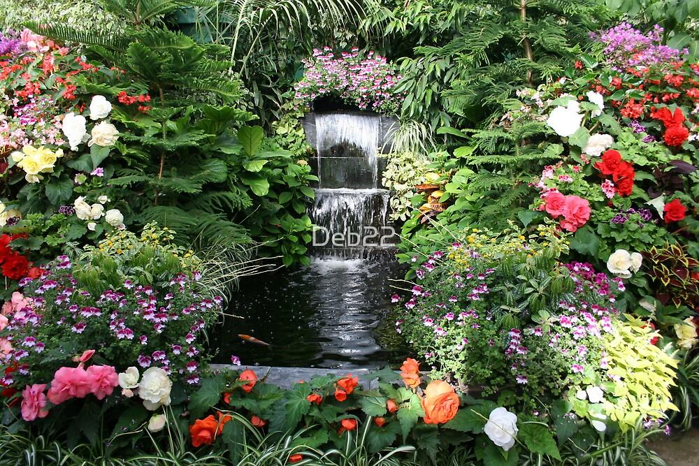 Butchart Gardens, Vancouver Island, Canada by Deb22