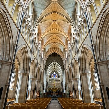 Southwark Cathedral by baneling