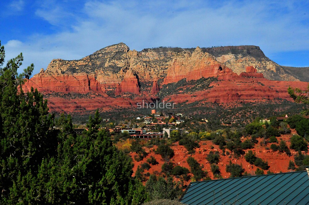 A view from Sedona by sholder