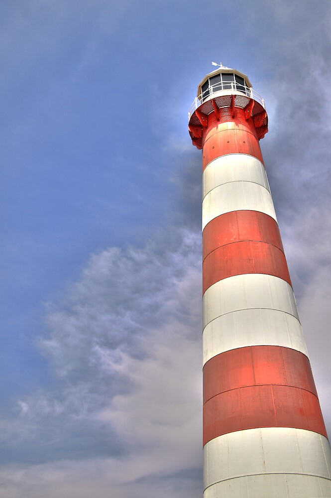 Point Moore Lighthouse by ShaunRose