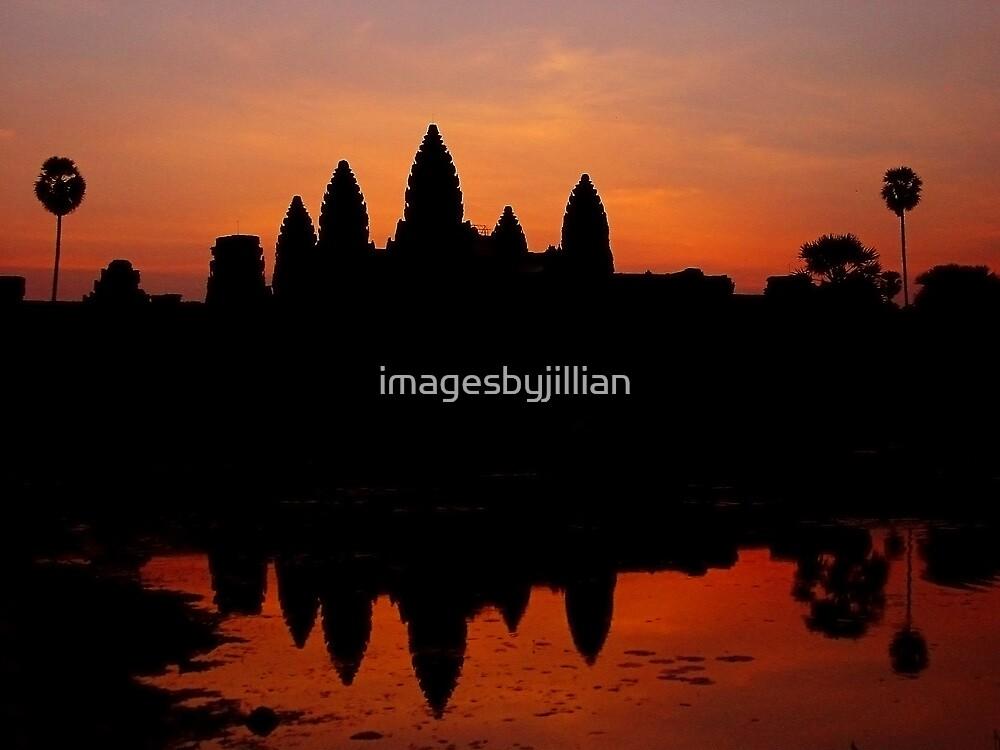 Angkor Sunrise by imagesbyjillian