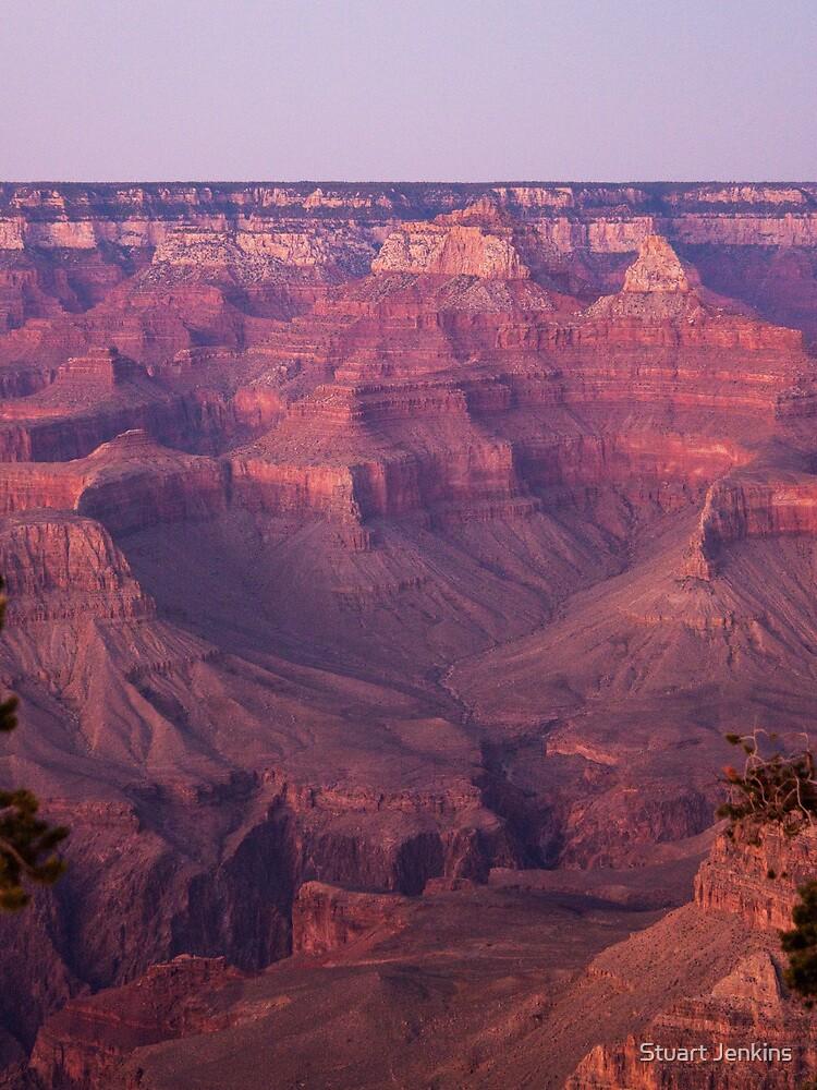 Grand Canyon Sunset by Stuart Jenkins