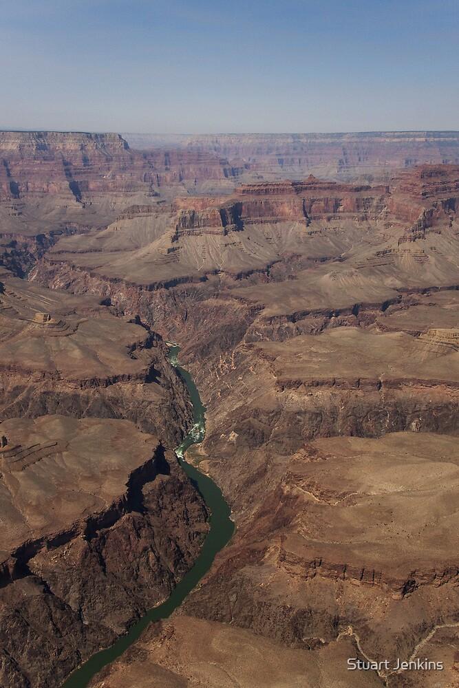 Colorado River by Stuart Jenkins